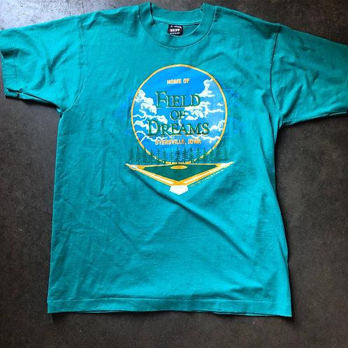 Vintage Screen Stars Field of Dreams T Shirt Tee Sz L