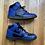 Thumbnail: 2011 Nike Dunk High Old Royal Blue Kentucky Sz 10