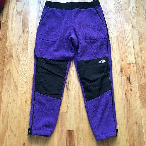 NWT The North Face 95 Retro Denali Fleece Hero Purple Pants Sz L