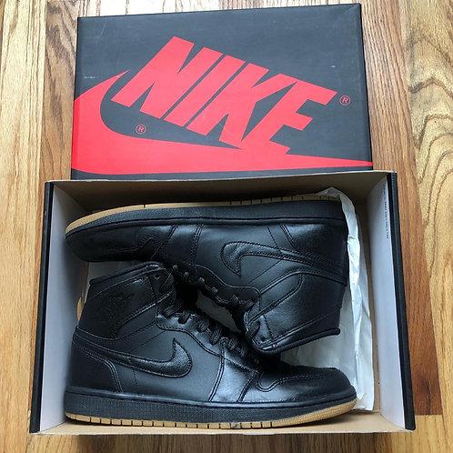 Nike Air Jordan 1 High Gum Bottom Sz 10