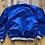 Thumbnail: Vintage Starter Los Angeles LA Dodgers Satin Bomber Jacket Sz L