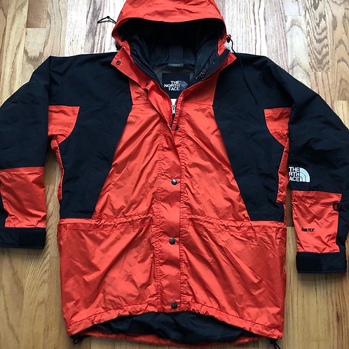 Vintage The North Face Gore Tex Mountain Light Jacket Sz M
