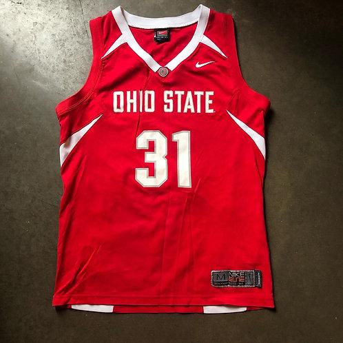 Nike Elite Ohio State Buckeyes Deaquan Cook Jersey Sz M