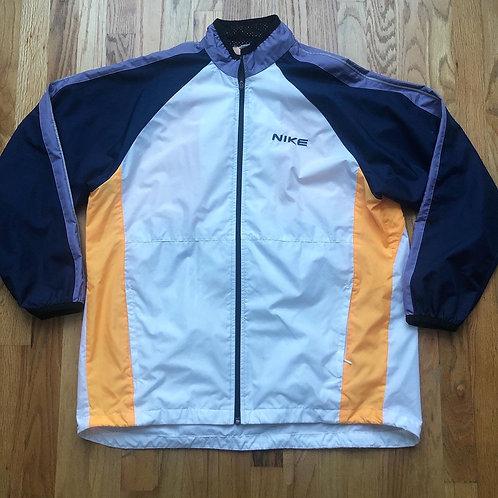 Vintage Nike Windbreaker Jacket Sz M