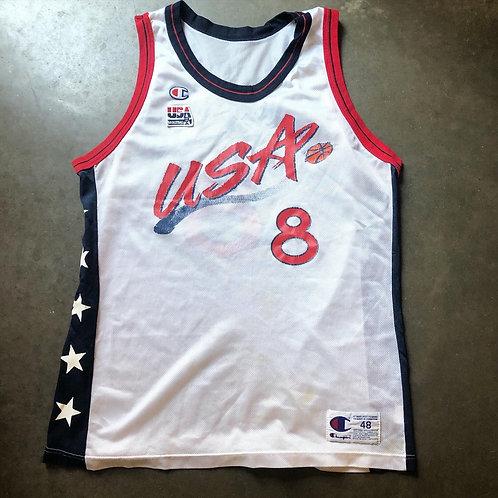 Vintage Champion 1996 Dream Team Scottie Pippen Team USA Jersey Sz 48