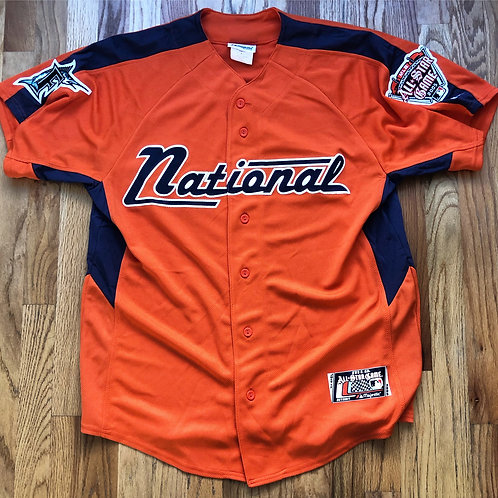 2006 MLB All Star Game National League Jersey Sz L