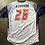 Thumbnail: NWT Russell Virginia Cavaliers Team Issued Sample Brian O'Connor Jersey L