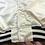 Thumbnail: Vintage Starter New York Yankees Cream Satin Bomber Jacket Sz XL