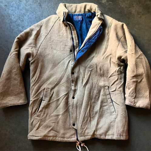Vintage Pendleton USA Wool Lined Jacket Sz M