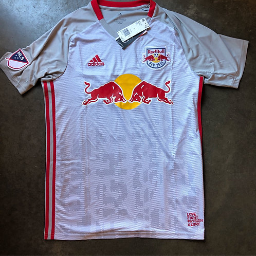 NWT Adidas New York Red Bulls Jersey Sz L
