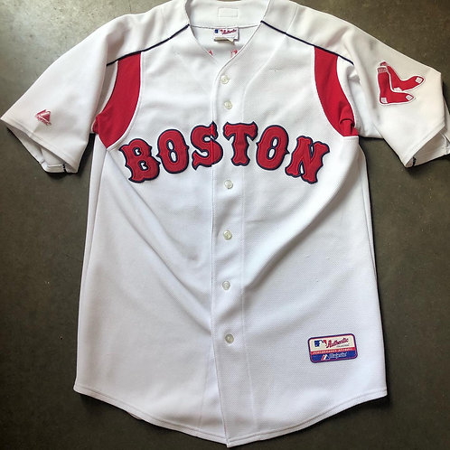 Majestic Boston Red Sox Curt Schilling Jersey Sz M