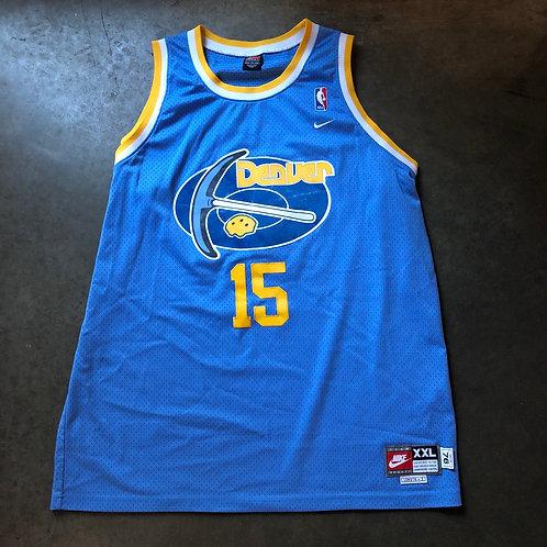 Nike Rewind Denver Nuggets Carmelo Anthony Jersey Sz XXL