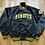 Thumbnail: Vintage Starter Pittsburgh Pirates Satin Bomber Jacket Sz L/XL