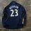 Thumbnail: Adidas Los Angeles LA Galaxy David Beckham Jersey Sz XL