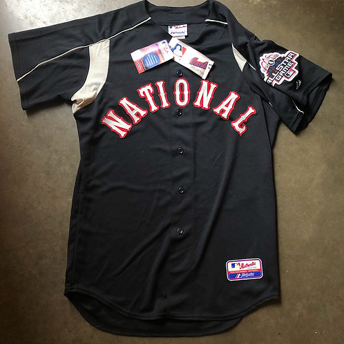 NWT Majestic Authentic 2003 MLB All Star Game National League Jersey Sz M