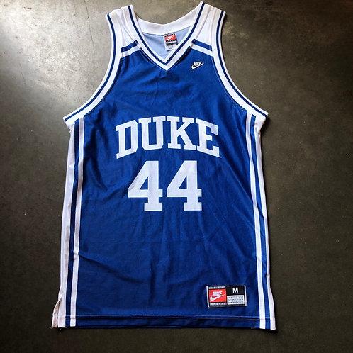 Vintage Nike Duke Blue Devils Cherokee Parka Jersey Sz M