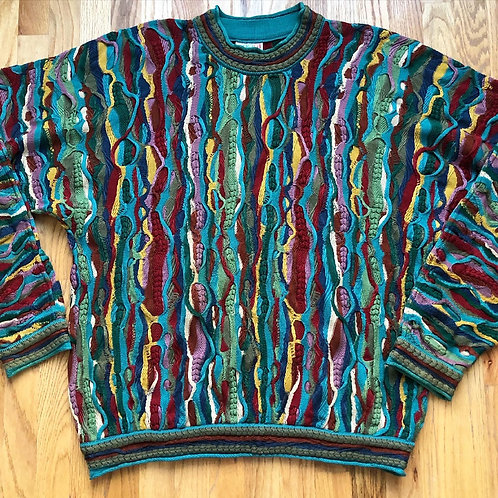 Vintage Coogi Crewneck Sweater Sz XLT