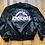 Thumbnail: Vintage Locker Line Colorado Rockies Satin Bomber Jacket Sz L/XL