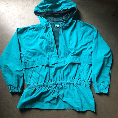 Vintage Nike Windbreaker Parka Jacket Sz Mens M