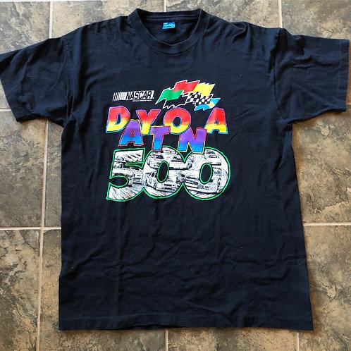 Vintage Daytona 500 T Shirt Tee Sz XL