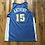 Thumbnail: Nike Team Denver Nuggets Carmelo Anthony Swingman Jersey Sz XL