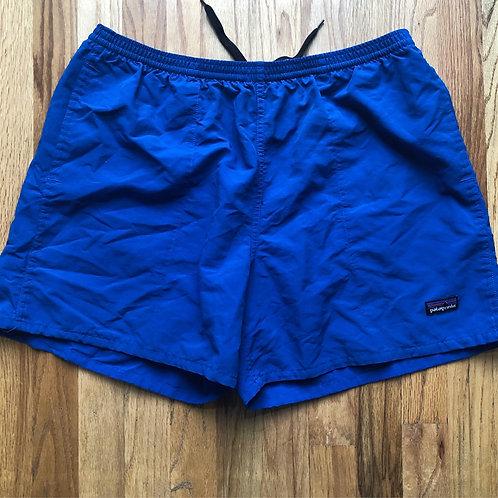 "Patagonia 5"" Baggies Shorts Sz L"