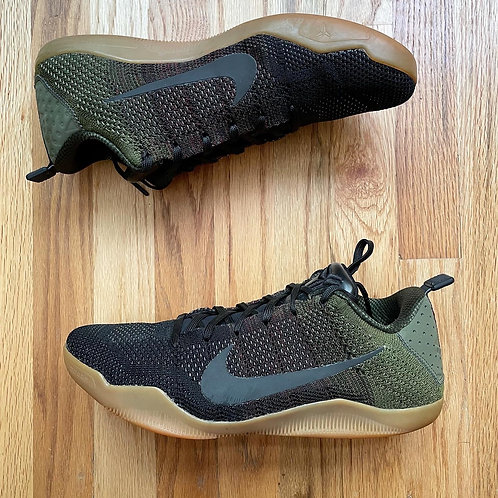 Nike Kobe Bryant 11 Elite Low 4KB Black Horse Sz 12