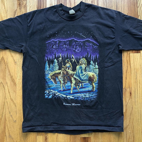 Vintage Branson Missouri T Shirt Tee Sz L