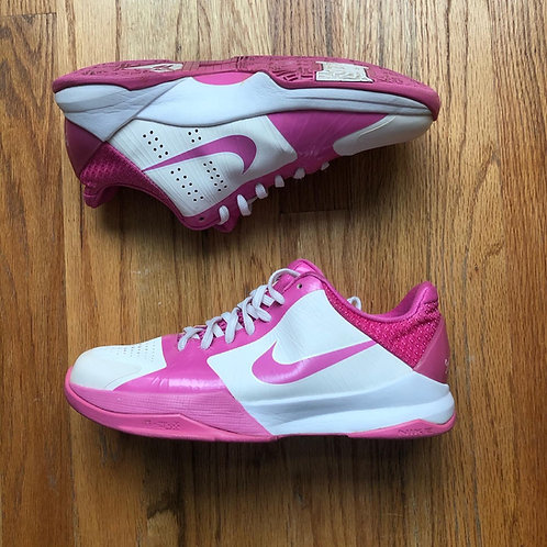 Nike Kobe Bryant 5 V Think Pink Sz 6.5Y