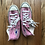 Thumbnail: Vintage Made In The USA Converse All Star High Sz 5.5 (Women's 7)