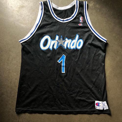 Vintage Champion Orlando Magic Penny Hardaway Jersey Sz 48 (XL)