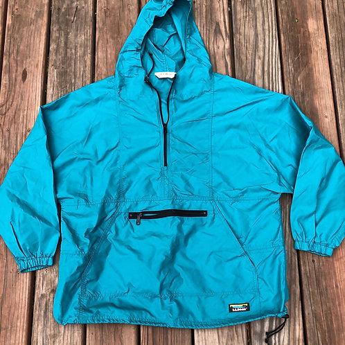 Vintage LL Bean Anorak Windbreaker Jacket Sz L