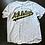 Thumbnail: Vintage 90s Majestic Oakland Athletics Rusty Volkert T Shirt Jersey Sz XL