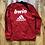 Thumbnail: Adidas AC Milan Warm Up Practice Jersey Sz XL