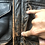 Thumbnail: Vintage Schott NYC Leather Bomber Pilots Jacket Sz 44