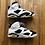 Thumbnail: 2009 Nike Air Jordan 6 VI Retro Oreo Sz 11