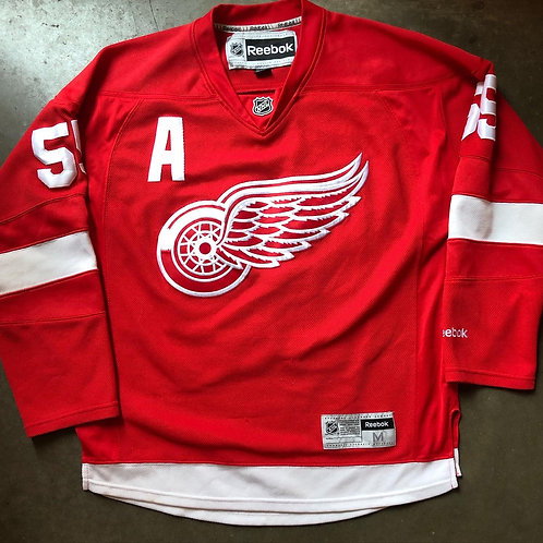 Reebok Detroit Red Wings Niklas Kronwall Jersey Sz M