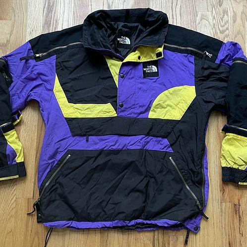 Vintage 80s The North Face USA Tonar Color Block Jacket Sz L