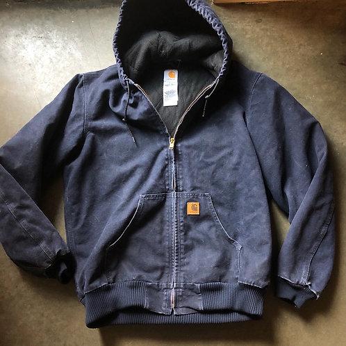 Carhartt J130 Quilted Sandstone Jacket Sz M Tall