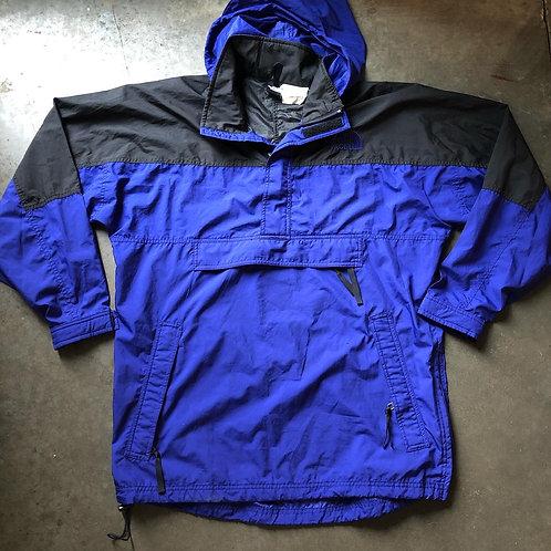 Vintage The North Face Packable Anorak Windbreaker Jacket Sz M