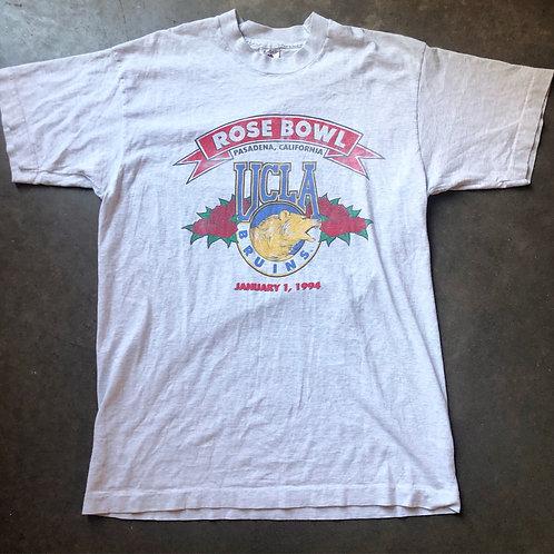 Vintage 1994 Rose Bowl UCLA Bruins Heather Gray T Shirt Tee Sz M/L