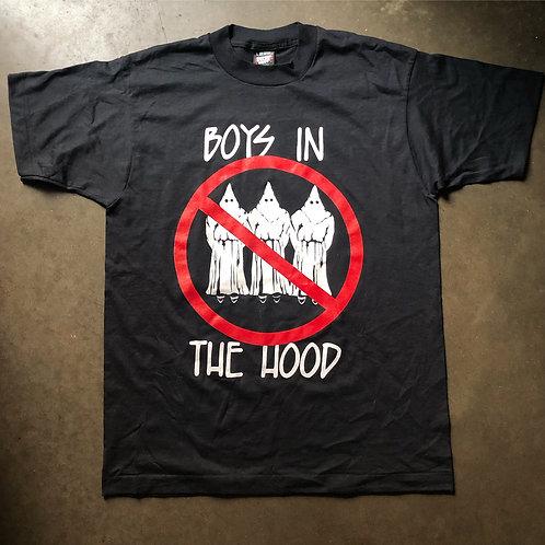 Vintage Screen Stars Boys In The Hood T Shirt Tee Sz L