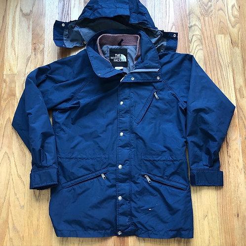 Vintage North Face USA Gore Tex Parka Jacket Sz M