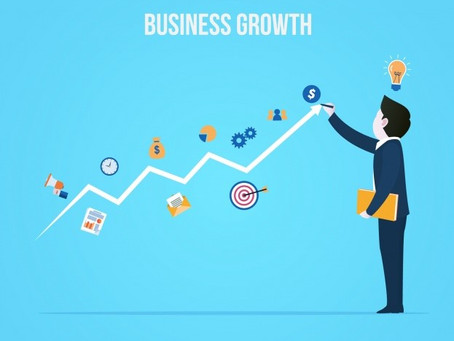 Five markers of Growth in your business