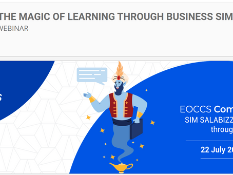 SIM SALABIZZ: The magic of learning through business simulations.