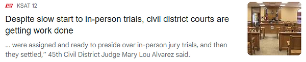 KSAT- District Courts are getting stuff done.PNG