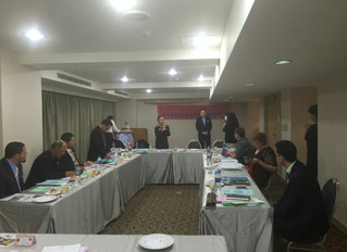 GREAT SUCCESS OF 2015 PAMA GLOBAL CHAIRMEN SPECIAL MEETING IN TAIWAN