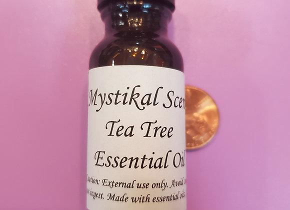 Tea Tree Oil - 1/2 fl oz