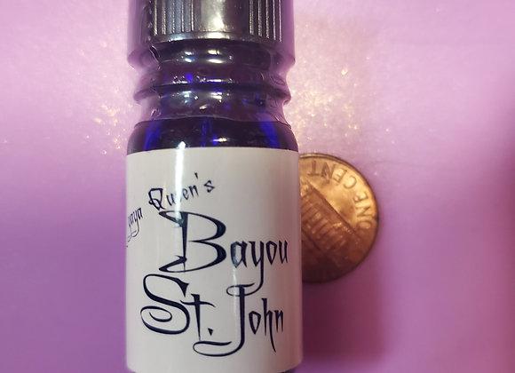 Bayou St John Oil