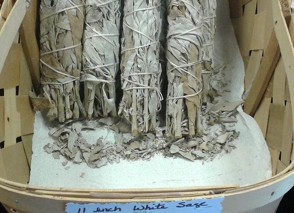 White Sage Bundle 11 inch